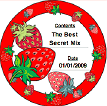 Strawberries (Round) Canning Label