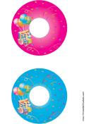 Gifts CD-DVD Labels